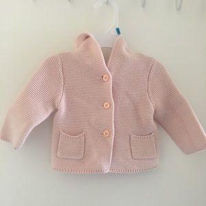 Little jacket for girls size 6-12